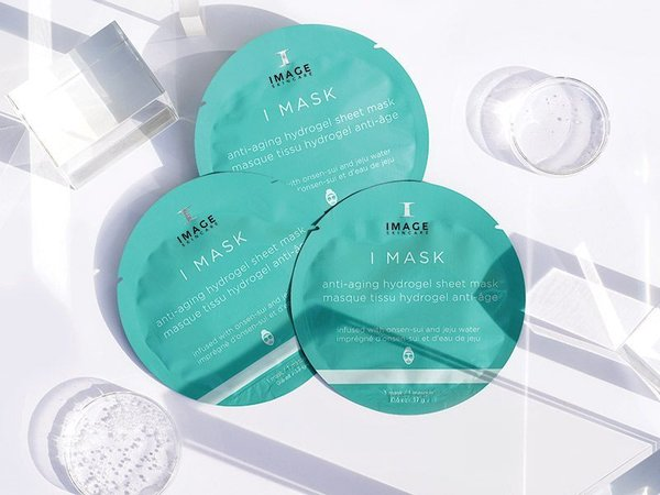 I MASK - ANTI-AGING HYDROGEL SHEET MASK (PER 5)