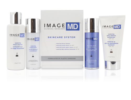 IMAGE MD - SKINCARE SYSTEM BOX